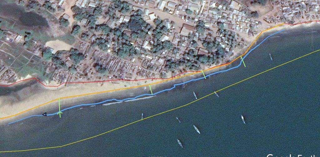 Grande plage des pêcheurs : 4 épis font reculer de 30 mètres sur 400 mètres
