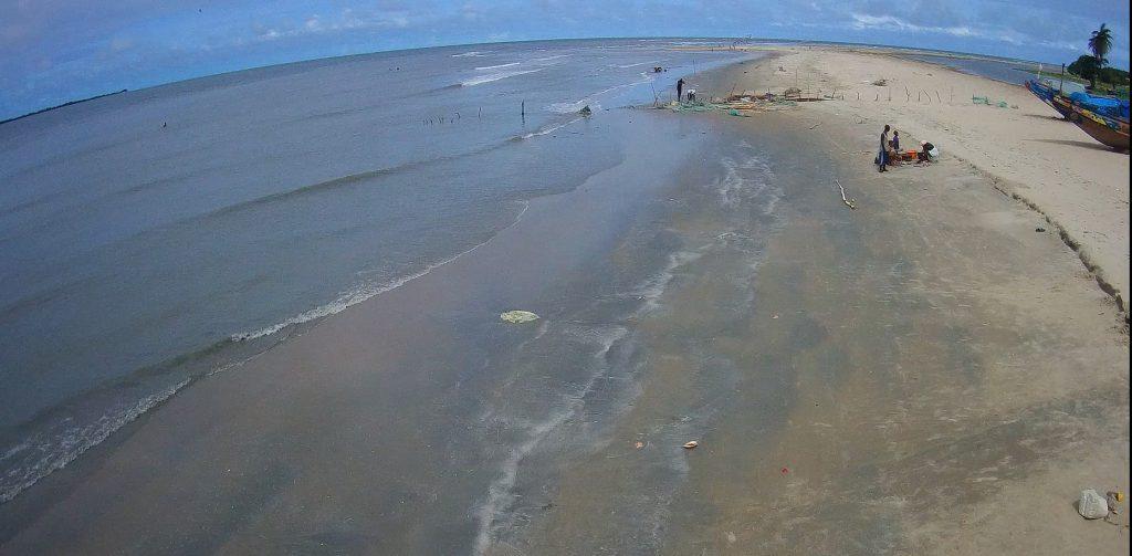 Epi n°4 de la grande plage : le plus à l'ouest